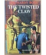HARDY BOYS The Twisted Claw by Franklin W Dixon (1939) G&D HC - $12.86