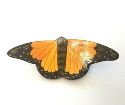 Vintage Hallmark Cards 1998 Marjolein Bastin Butterfly Pin Insect Brooch... - $11.03