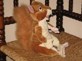 Disney Squirrel Stuffed Plush - $85.99