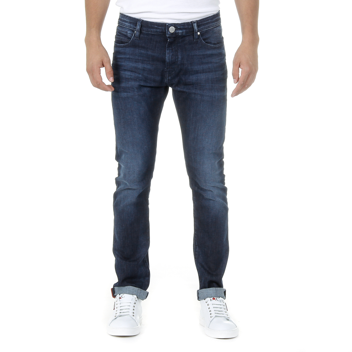 Primary image for Andrew Charles Mens Jeans Denim THOMAS
