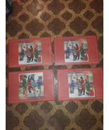 Vintage Christmas Placemats  - $30.00