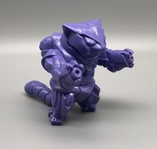 Max Toy Purple Unpainted Mecha Nekoron MK-III RARE image 3