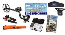Garrett Metal Detectors AT Pro 55yr Anniversary Ed. Metal Detector GAR11... - $11.525,10 MXN