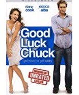 Good Luck Chuck (Unrated) Dvd - $9.99