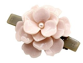 Elegant Hairpin Snap Clips Hair Pins Acrylic Hair Ornaments Hair Clip