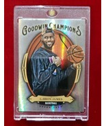 2020 Upper Deck Goodwin Champions Lebron James Silver Parallel #GB-7  - $18.70
