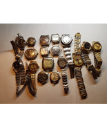 VINTAGE SEIKO WINDUP AND AUTOMATIC LADIES WATCHES FOR RESTORATION SOME RUN - $445.00