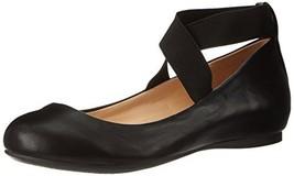 Jessica Simpson Women's Mandayss Ballet Flat,Black,9.5 M US - $54.53
