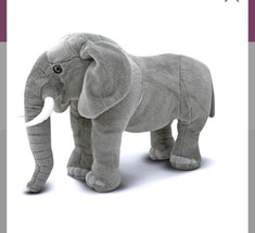 Melissa & Doug Plush Large Stuffed Elephant - $47.52