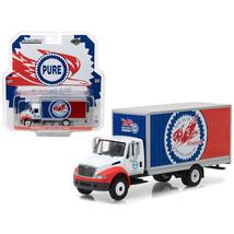 2013 International Durastar Box Truck Pure Oil Co. Firebird Racing Gasol... - $24.37