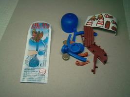 Kinder - 2001 Hein rudert heim + paper + sticker - surprise egg - $1.50