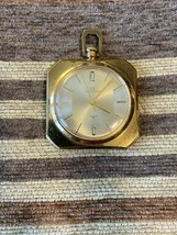 Vintage 60s Ducado Pocket Watch runs - $33.76