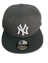 New Era New York Yankees 9Fifty Snapback Cap Grey Sneaker Hook Hat - $24.75