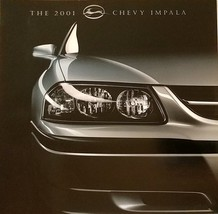 2001 Chevrolet IMPALA brochure catalog 01 LS Chevy - $6.00