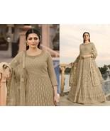 Bollywood Georgette Anarkali Salwar Kameez Designer Wedding Party Ethnic... - $75.99