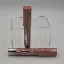Set of 2 Hard Candy All Glossed Up Hydrating Lip Stain 791 Fair Lady - $9.89