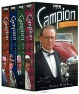 CAMPION Complete First Season VHS VIDEO Box SET Sealed NEW BBC TV Show 1... - $93.49