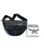 Mcm Backpacks Visetos stark belt bag - $399.00