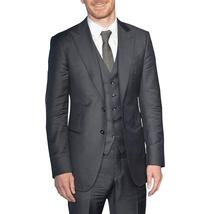 X-Men Days of Future Past Michael Fassbender 3 Piece Black Suit image 2