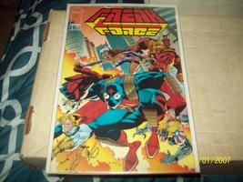 FREAK FORCE #1 (1997) - $3.00