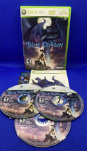 Blue Dragon (Microsoft Xbox 360, 2007) CIB Complete, Tested, Working! - $22.22