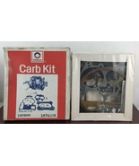Vintage DELCO CARB KIT CARBURETOR REBUILD KIT 17076056/ 1#76056 GROUP 3.725 - $14.03