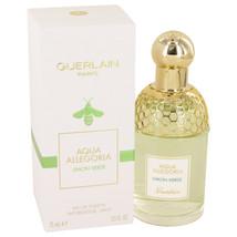 AQUA ALLEGORIA Limon Verde by Guerlain Eau De Toilette Spray 2.5 oz for ... - $68.32
