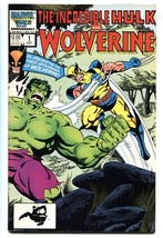 Incredible Hulk and Wolverine #1 1986 comic book-First issue-Marvel - $27.74
