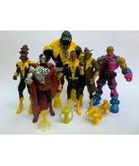 DC Universe Classics Sinestro Corp Loose Lot DC COMICS LOT OF 6 - $163.34