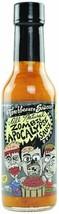Torchbearer Zombie Apocalypse Ghost Chili Hot Sauce, 5 Ounces - All Natu... - $16.76