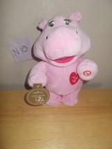 Hallmark Hug-Lovin' Hippo, Stuffed Plush Motionette - $19.99