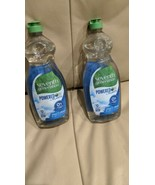 2-Pack 25 oz. Natural Dish Free and Clear Liquid Soap Phosphate- and Dye... - $9.90