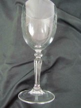 """Water Goblet Dampierre by CRISTAL D'ARQUES-DURAND 7 1/8"""" Tall - $28.49"""