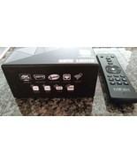 Minix Neo X8 plus Streaming Media Player Black - $88.11