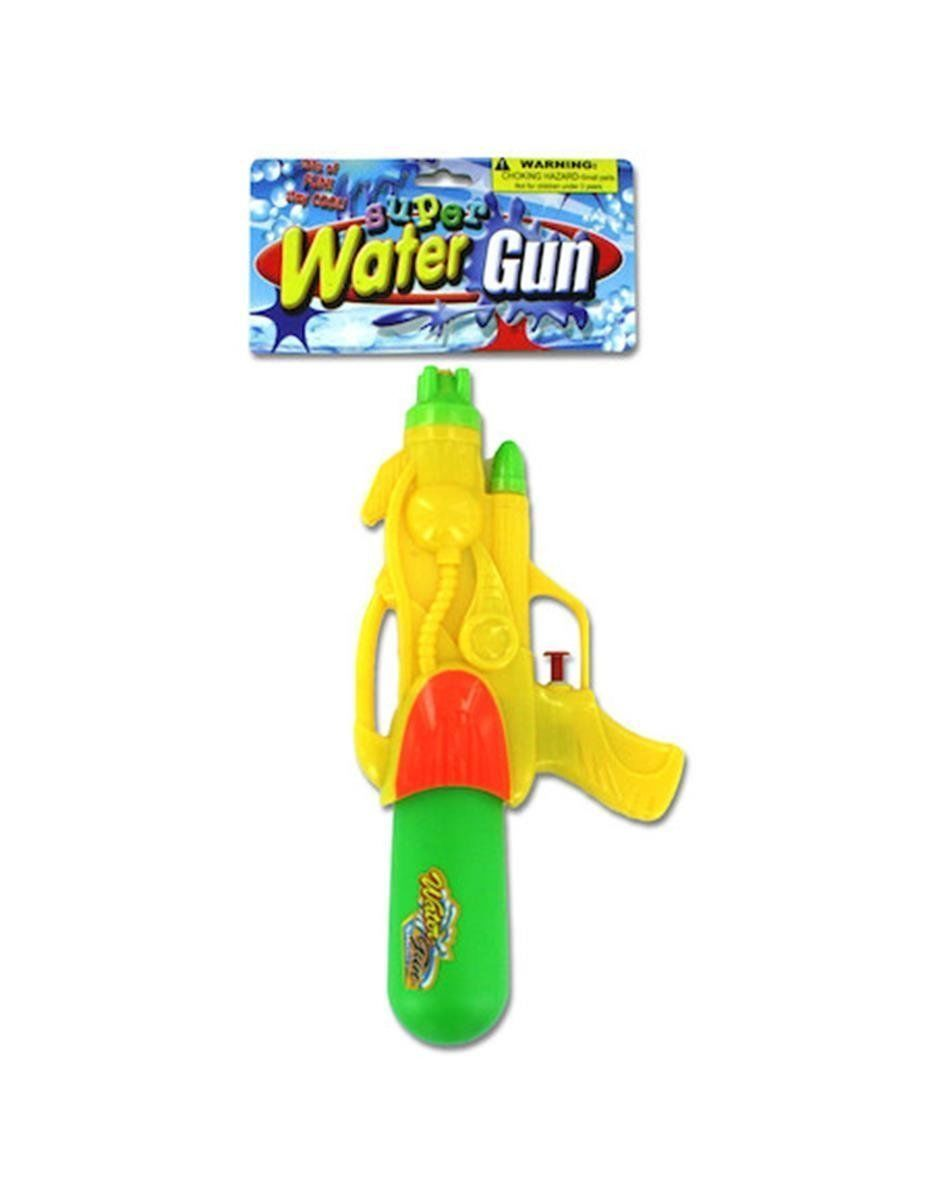 Super Water Gun - One Item w/Random Color and Design