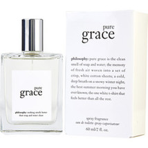 PHILOSOPHY PURE GRACE by Philosophy - Type: Fragrances - $55.22