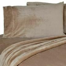 Berkshire Blanket VelvetLoft King Pillowcases in Taupe (Set of 2) - $26.14