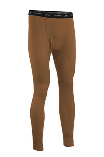 Medium ColdPruf Men's Journey Performance Base Layer Pants Lightweight Fleece