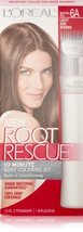 L'Oreal Paris Root Rescue Coloring Kit, Light Ash Brown 6A - $19.00