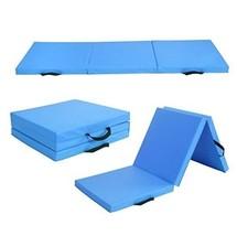 RHF Gymnastics Mat 6x2 ft Gymnastic Mat Tumbling Mat Gymnastics Home Equ... - $55.72