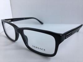 New Versace Mod. 5431 GB1 Black 54mm Men's Eyeglasses Frame Italy #1,2,6 - $159.99