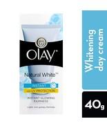 Olay Natural White Light Instant Glowing Fairness Skin Cream Serum, 40g - $8.14