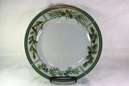 Fairfield China Wintergreen Dinner Plate - $8.09