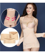 3 In1 Postpartum Belt Belly Wrap Body Shaper Support Recovery Girdle Sha... - $18.95+