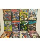 DC ANIMATED DVDS: BATMAN, SUPERMAN, GREEN LANTERN - 12 DVDS - FREE SHIPP... - $55.17