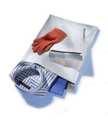 100  Poly Mailers Plastic Shipping Bags 2mil  Size  12 X 15.5 or 12 X 17 - $14.00