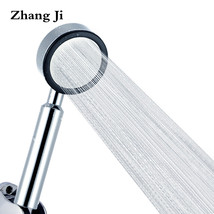 Zhang Ji Bathroom accessories Water Saving Shower Heads Chrome Electroplated han - $15.95