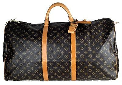 f480469ceb8d Auth Louis Vuitton Monogram Canvas Leather and 12 similar items