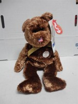 TY Champion The Beanie Baby Bear 2002 FIFA World Cup Korea Japan Licensed - $10.10