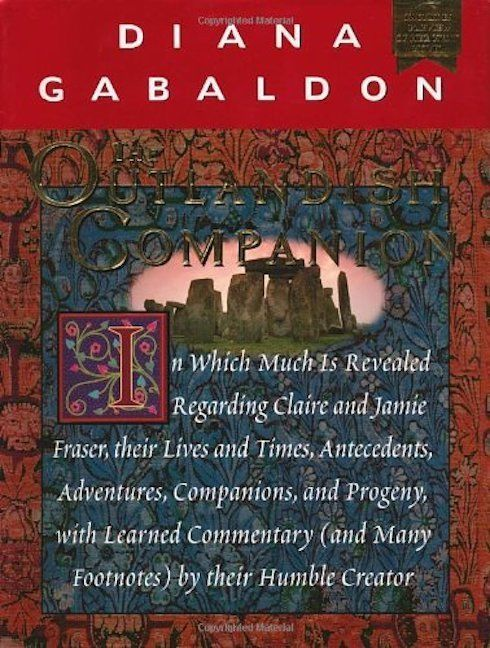The Outlandish Companion Vol.1  First Edition :  Diana Gabaldon : LikeNew HC @ZB